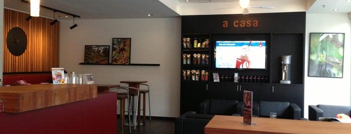 Baresso Coffee is one of สถานที่ที่ Adrian ถูกใจ.