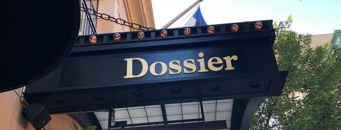 DOSSIER HOTEL is one of Locais curtidos por Cusp25.