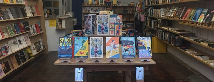 Pop-Hop Books & Print is one of LA To Do.