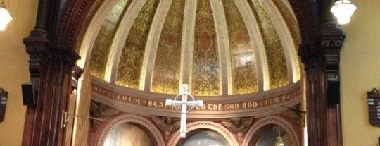Church of the Holy Trinity is one of Tempat yang Disukai Cory.