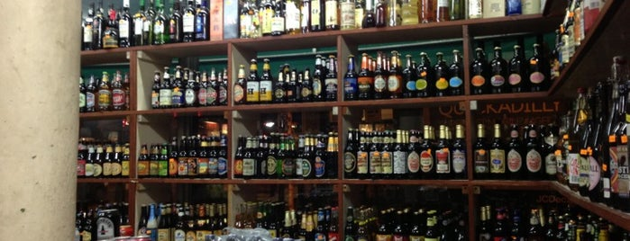Jacks Off Licence is one of London's Best for Beer.