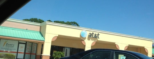 AT&T is one of St Augustine Florida.