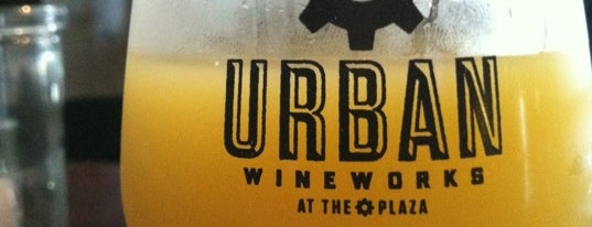 Urban Wineworks is one of Favorite OKC Spots.