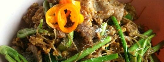ราดหน้าตลิ่งชัน is one of BKK_Noodle House_1.