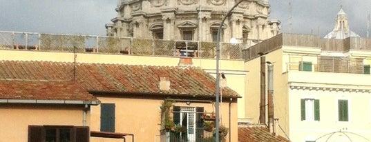 Porta Cavalleggeri is one of ROME - ITALY.