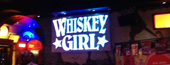 Whiskey Girl is one of To Do-San Diego.