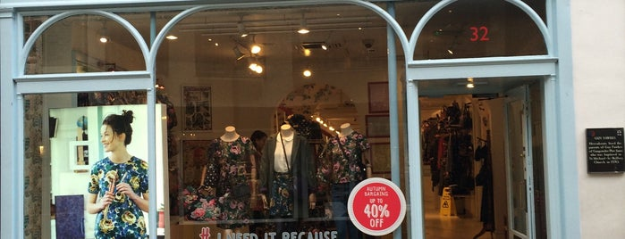 Cath Kidston is one of Leeds/York.