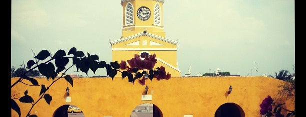 Torre del Reloj is one of Colombie.