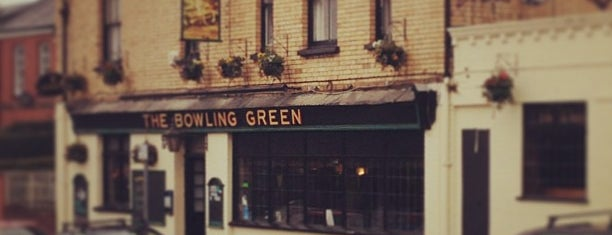 The Bowling Green is one of Lugares favoritos de Wolf.