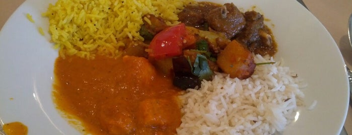 Taj Mahal Indian Cuisine is one of Restaurants to try.