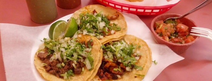 Dona Naty's Tacos is one of Every Taco in Chicago.