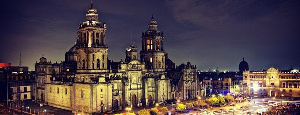 Catedral Metropolitana de la Asunción de María is one of Mexico City - Monuments.