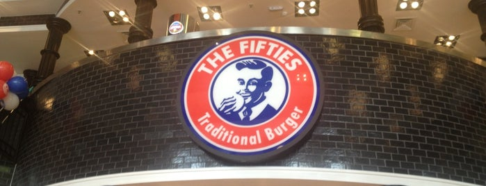 The Fifties is one of Tempat yang Disukai Eliete.