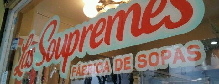 Las Soupremes is one of Comida.