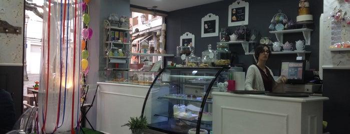 Vanity Cake is one of Lugo.