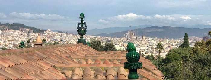 Palece of Montjuic - Barcelona is one of barcelona sugg..