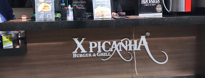 X Picanha Burger & Grill is one of Fabioさんの保存済みスポット.