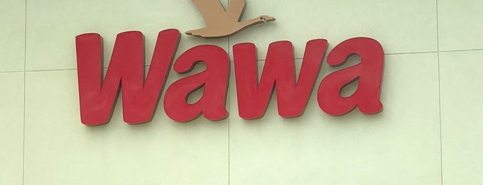 Wawa is one of Jackさんのお気に入りスポット.