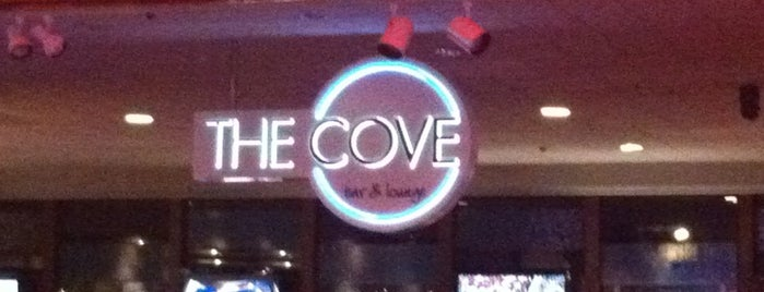 The Cove is one of Orte, die Christopher gefallen.