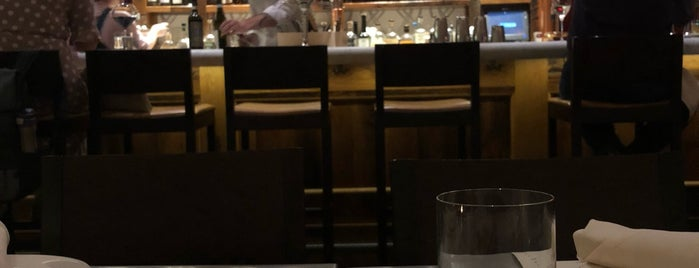 Trattoria Italienne is one of Manhattan Food.