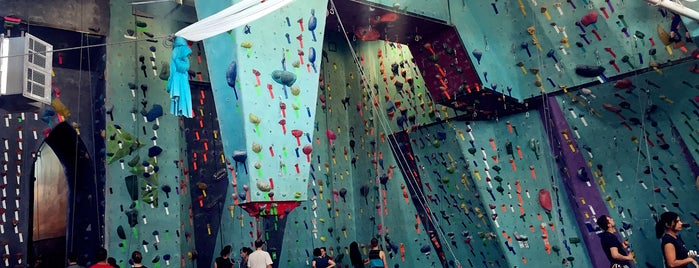 Brooklyn Boulders is one of NYC Miscellaneous.