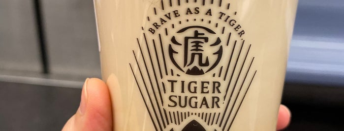 Tiger Sugar is one of New York City.