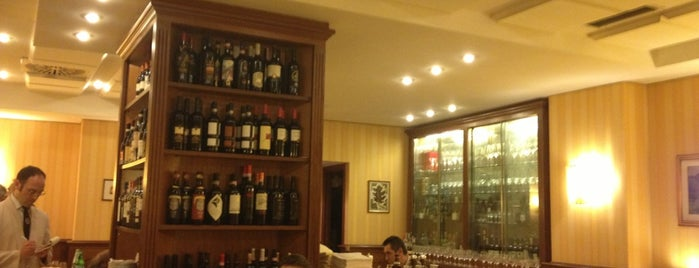 Ristorante Tullio is one of Italy.