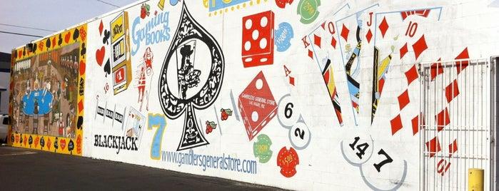 Gamblers General Store is one of Vegas.