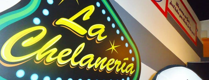 La Chelaneria is one of Lugares favoritos de Yosh.