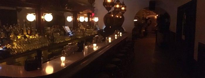 Clubby bars
