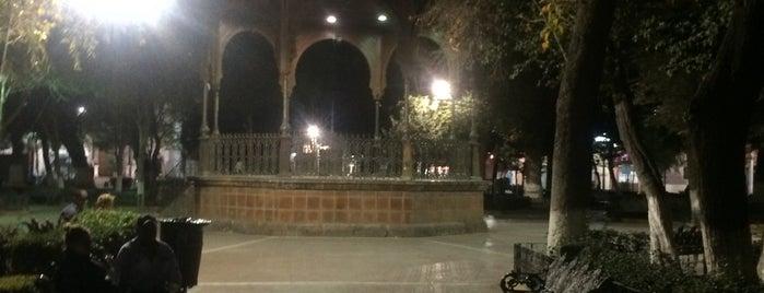 Neveria Chepo Plaza de Armas is one of Orte, die Rodrigo gefallen.