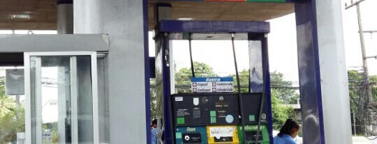 PTT Gasoline Station Prayatrang Rd. is one of Kanokpornさんのお気に入りスポット.