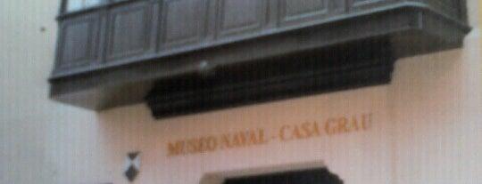 Casa Museo Miguel Grau is one of Gil 님이 좋아한 장소.