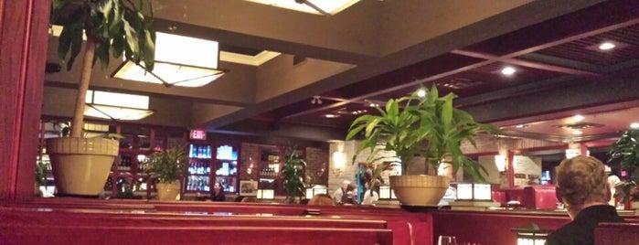 Bâton Rouge Steakhouse & Bar is one of Tempat yang Disukai Adina.