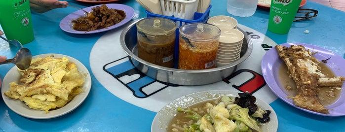 Sin Hock Heng Teochew Porridge is one of Micheenli Guide: Supper hotspots in Singapore.