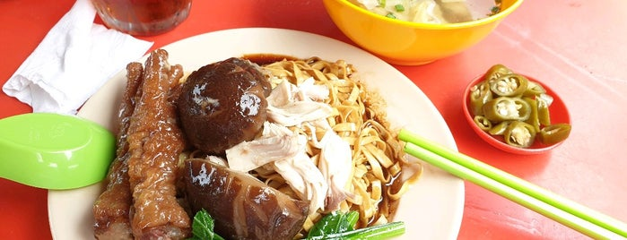 Chai Kee Noodle House is one of KL Food List.