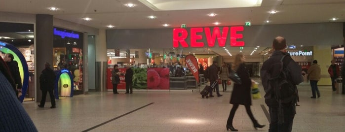 REWE is one of Joud's Liked Places.