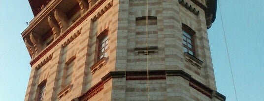 Torre de água is one of MDA Chisinau.