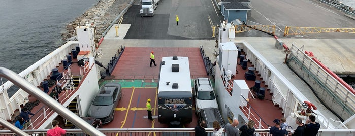 Fogo/Change Islands Ferry (Fogo Island Terminal) is one of To Do List.