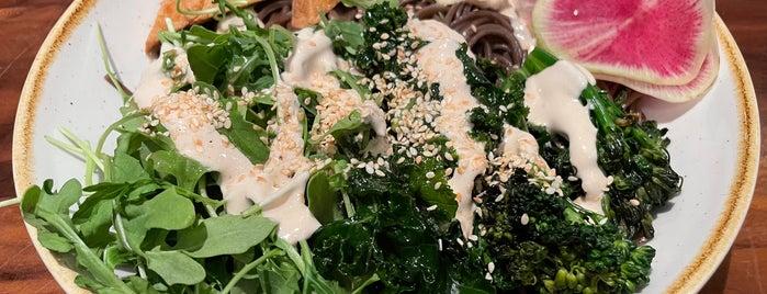 Fresh Restaurants - Bloor is one of Toronto vegetarian restaurants.