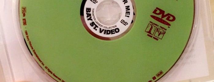 Bay Street Video is one of Lugares favoritos de Dan.