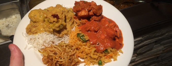 Kama Classical Indian Cuisine is one of YYZ.