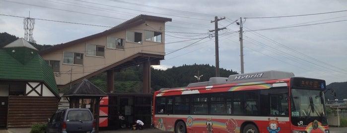 Yanaizu Station is one of JR 미나미토호쿠지방역 (JR 南東北地方の駅).
