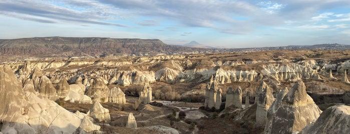Love Valley Aşk Vadisi Göreme is one of Kapadokya.