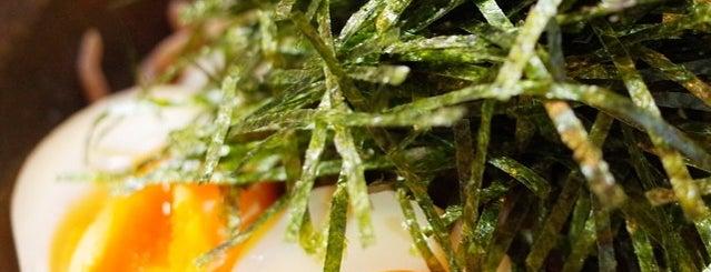 蕎麦処 盛香 is one of 新宿御苑前のラーメン.