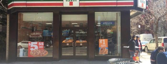 7-Eleven is one of Lieux qui ont plu à Esther.