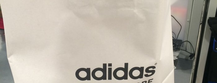 adidas Factory Outlet is one of Lugares favoritos de Alberto J S.