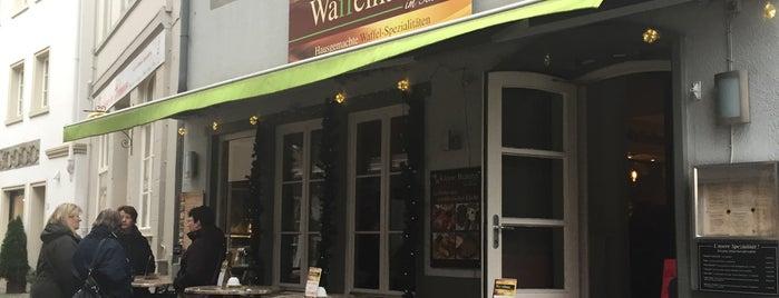 Waffelhaus is one of สถานที่ที่ Torsten ถูกใจ.