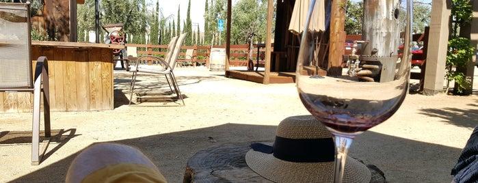 Ferrara Winery is one of San Diego Wine Country.