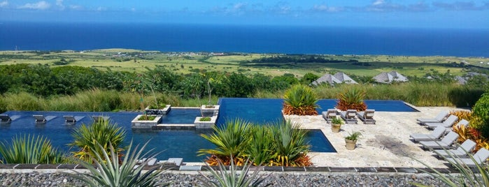 Kittitian Hill is one of The Caribbean Experience.